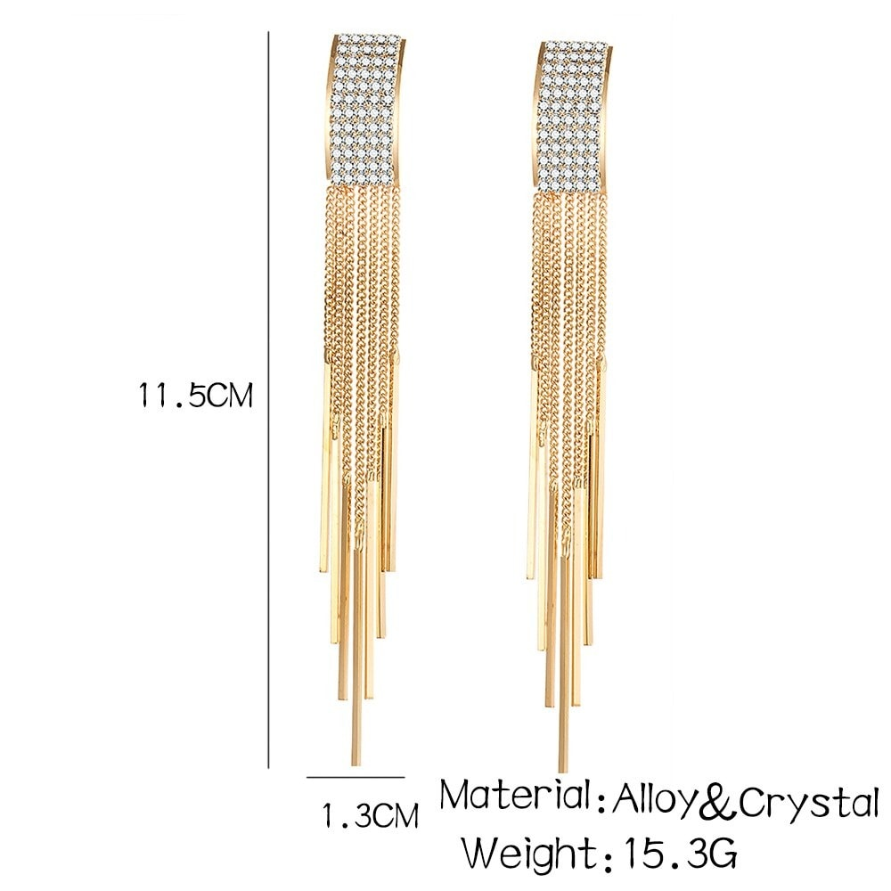 M0321 gold5 Jewelry Accessories Earrings maureens.com boutique