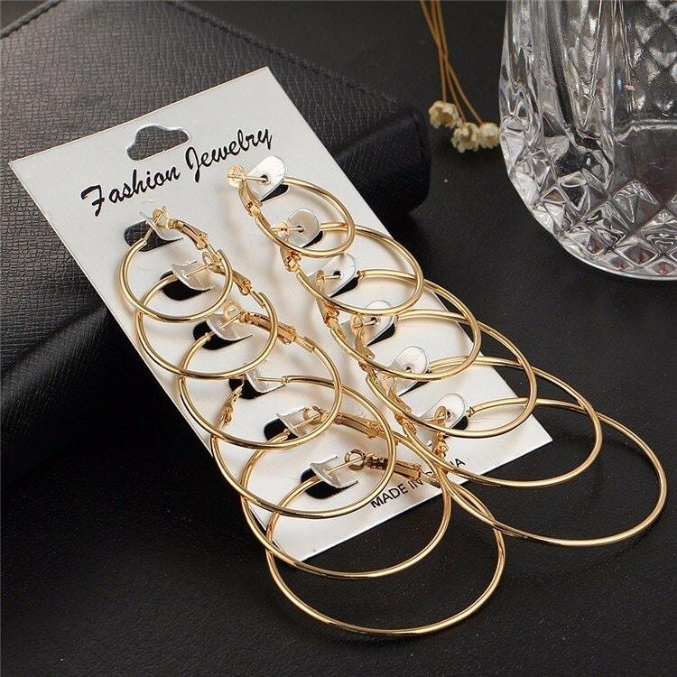 M0322 gold2 Jewelry Sets Earrings maureens.com boutique