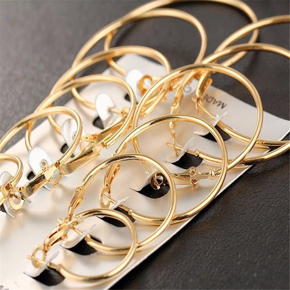 M0322 gold5 Jewelry Sets Earrings maureens.com boutique