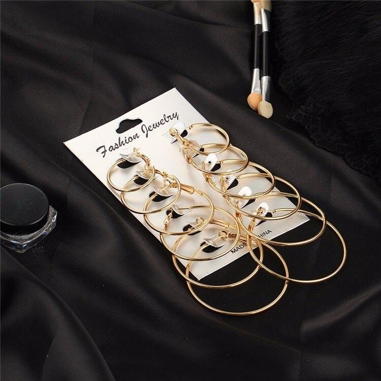 M0322 gold7 Jewelry Sets Earrings maureens.com boutique