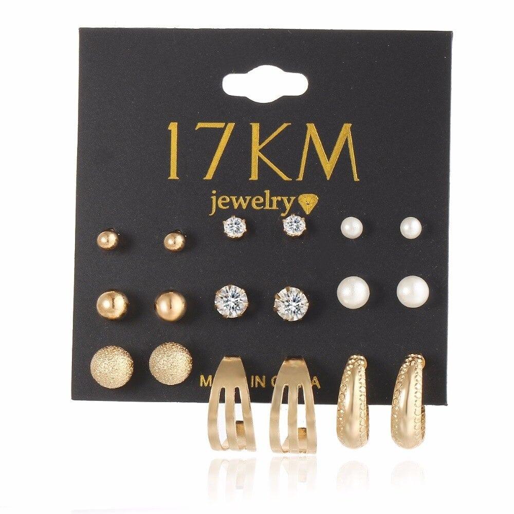 M0325 gold5 Jewelry Sets Earrings maureens.com boutique