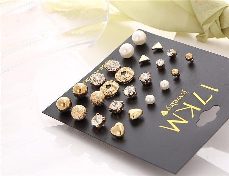 M0326 gold5 Jewelry Sets Earrings maureens.com boutique