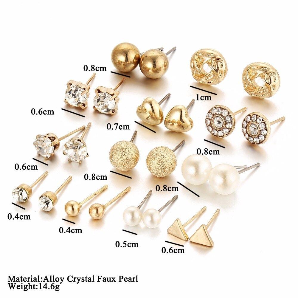 M0326 gold7 Jewelry Sets Earrings maureens.com boutique