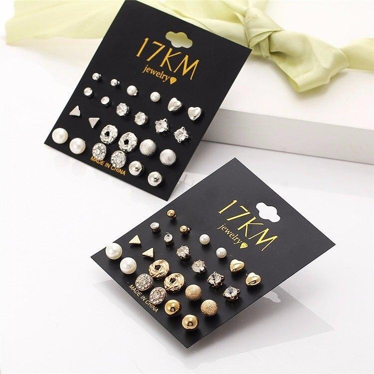 M0326 gold8 Jewelry Sets Earrings maureens.com boutique