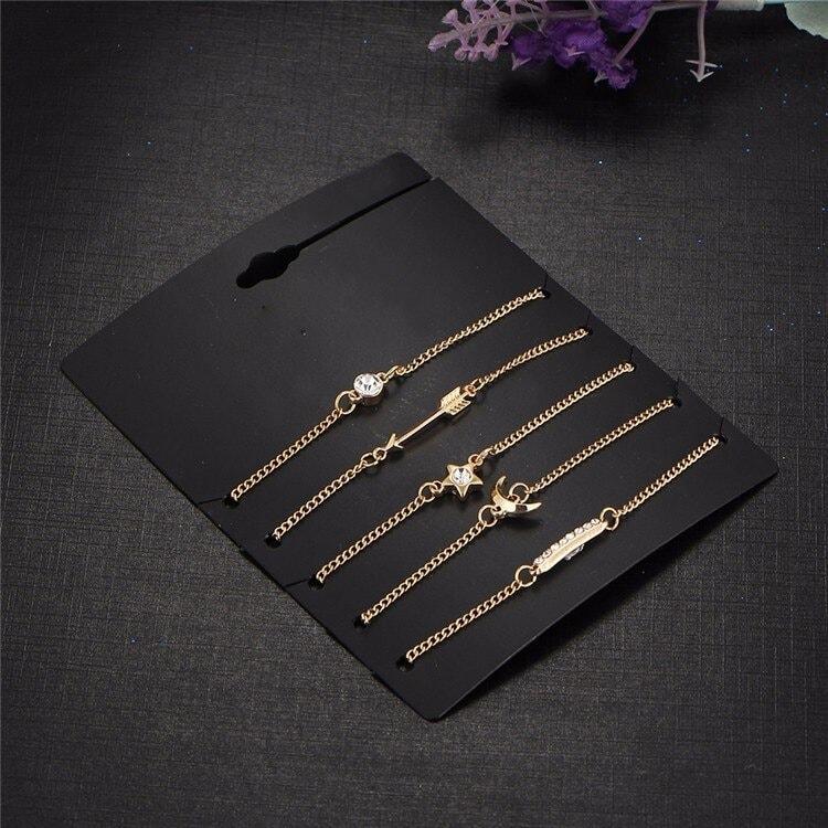 M0327 gold3 Jewelry Sets Bracelets maureens.com boutique