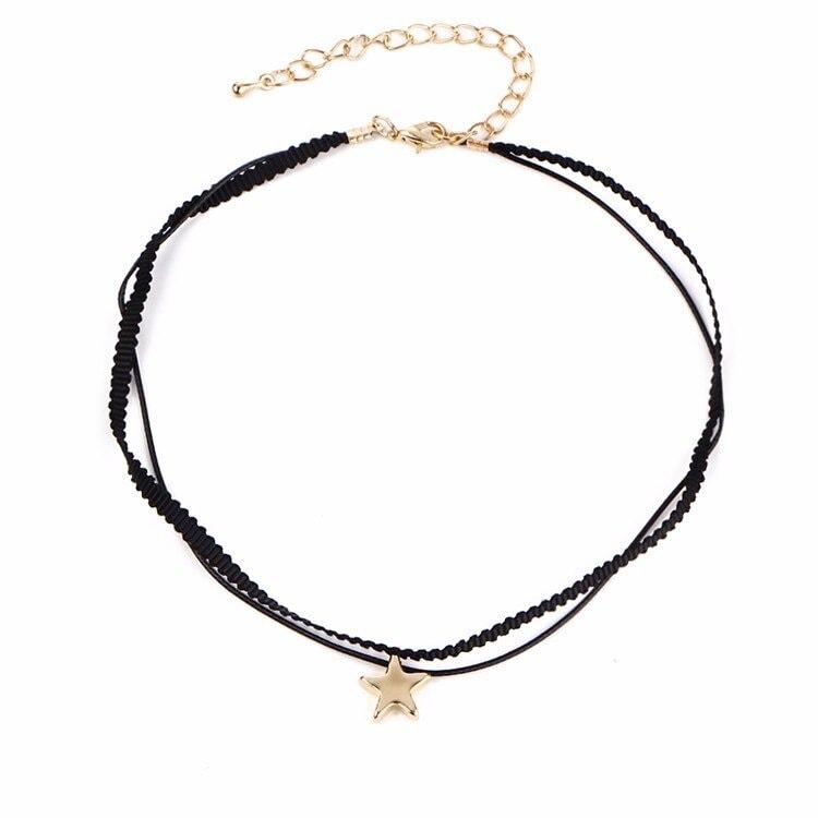 M0330 mixcolor 2sty4 Necklaces Chokers Jewelry Sets maureens.com boutique