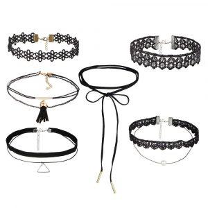 M0330 mixcolor 3sty1 Necklaces Chokers Jewelry Sets maureens.com boutique