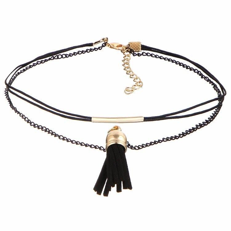 M0330 mixcolor 3sty6 Necklaces Chokers Jewelry Sets maureens.com boutique