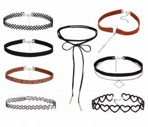 M0330 mixcolor 4sty1 Necklaces Chokers Jewelry Sets maureens.com boutique
