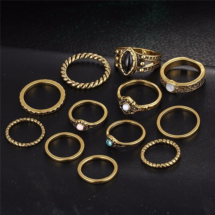 M0332 gold2 Jewelry Sets Rings maureens.com boutique