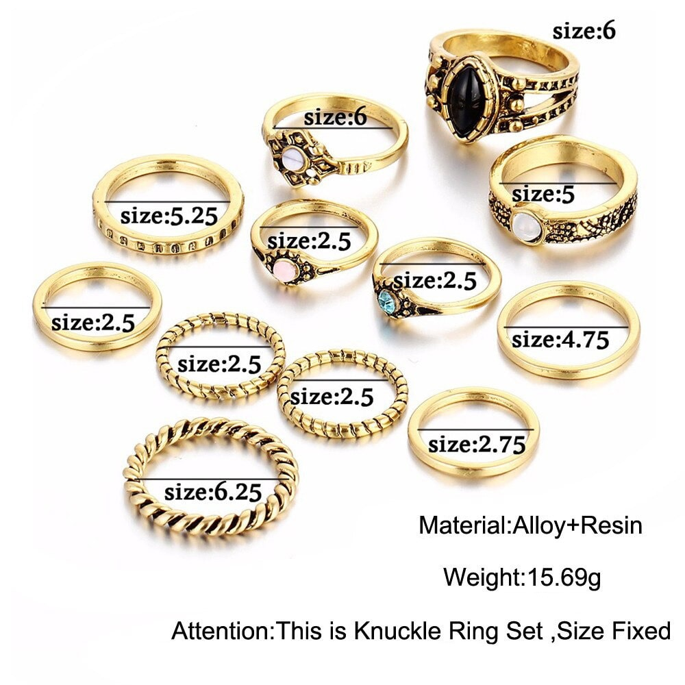 M0332 gold6 Jewelry Sets Rings maureens.com boutique