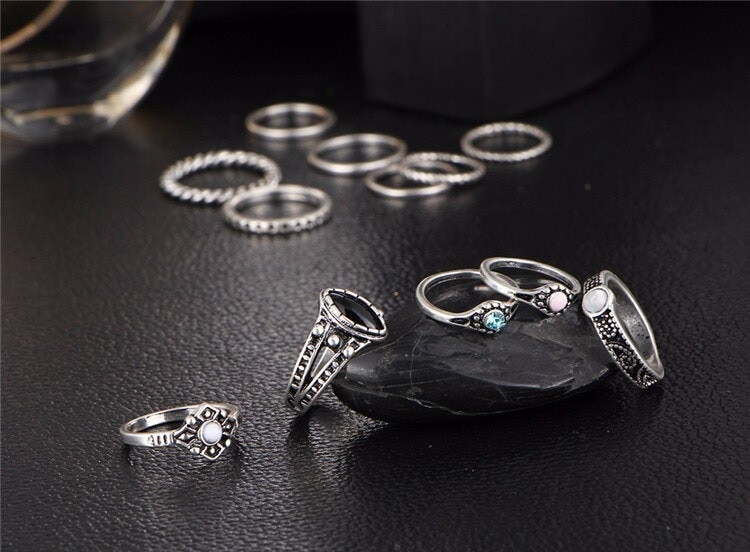 M0332 silver5 Jewelry Sets Rings maureens.com boutique