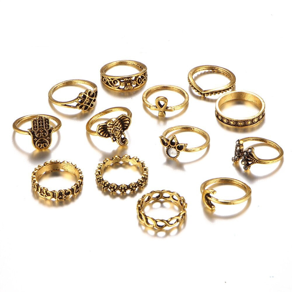 M0333 gold2 Jewelry Sets Rings maureens.com boutique