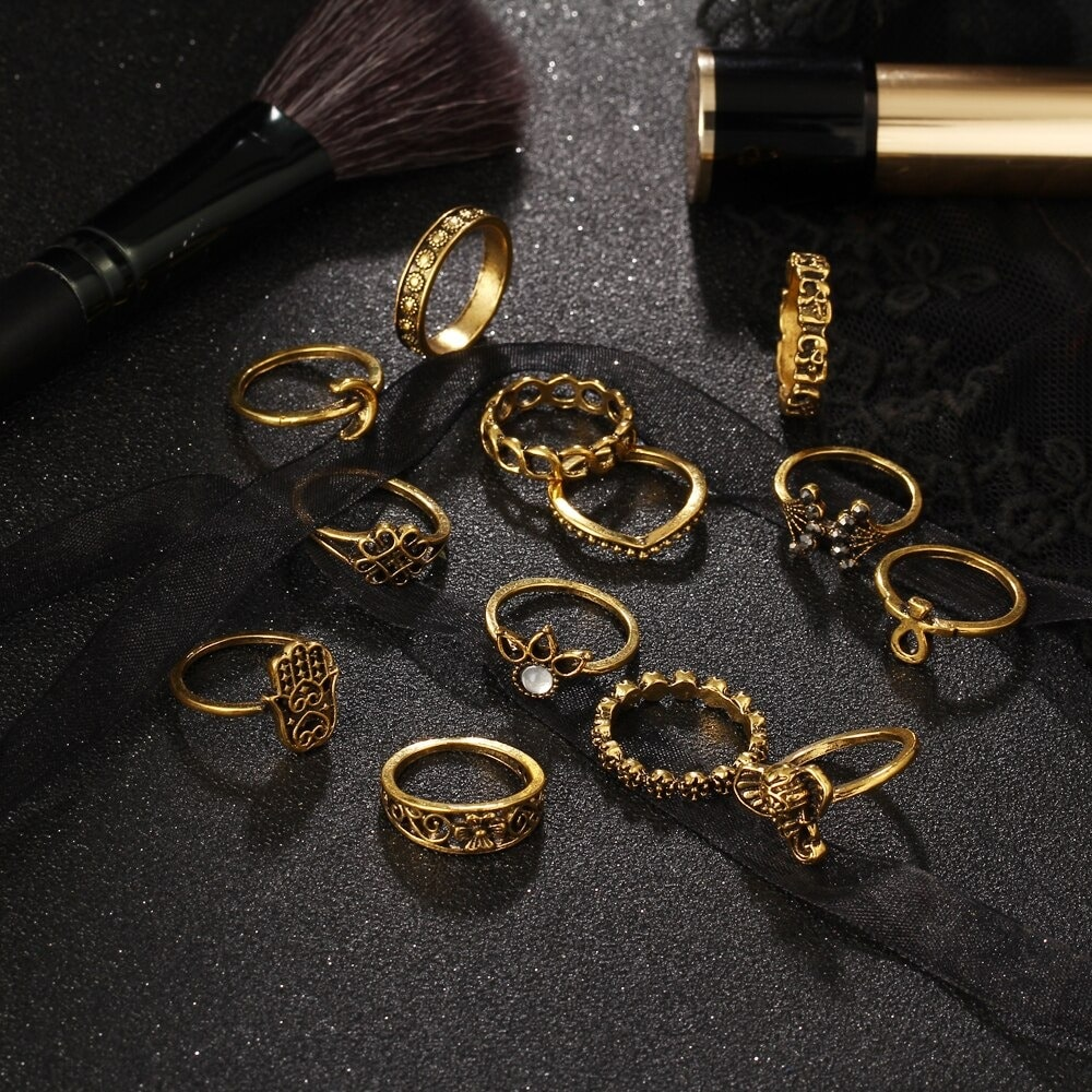 M0333 gold3 Jewelry Sets Rings maureens.com boutique