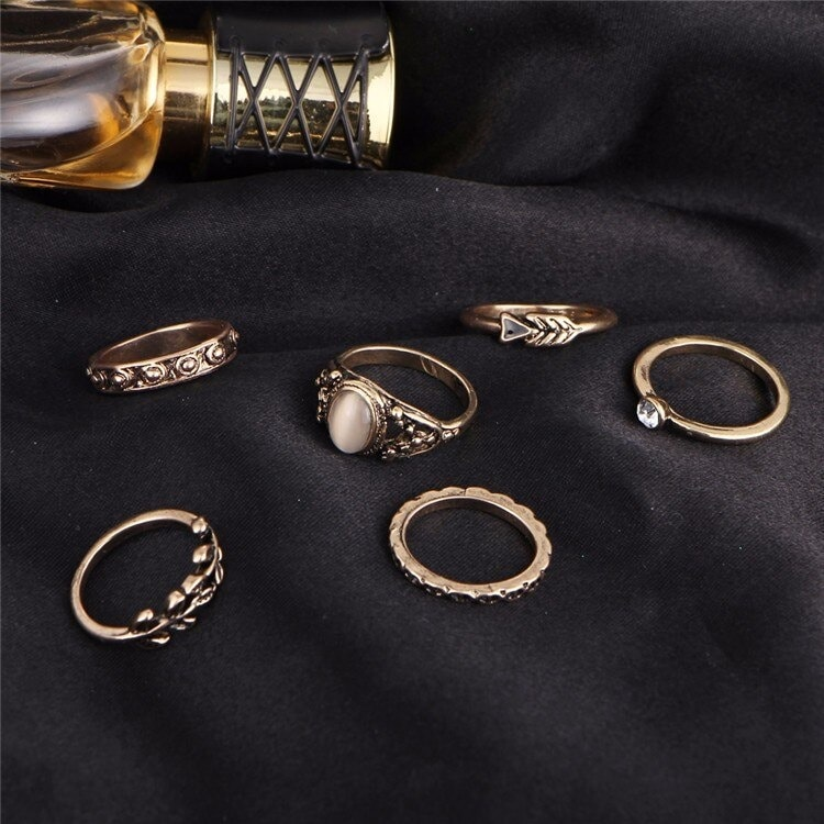 M0334 gold6 Jewelry Sets Rings maureens.com boutique