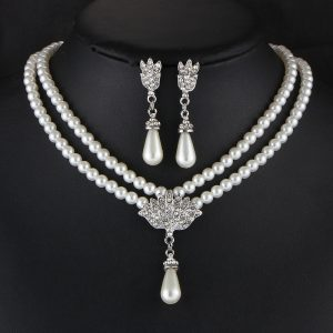 M0336 silver1 Jewelry Accessories Jewelry Sets maureens.com boutique