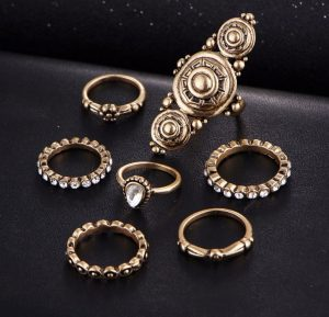 M0337 gold1 Jewelry Sets Rings maureens.com boutique