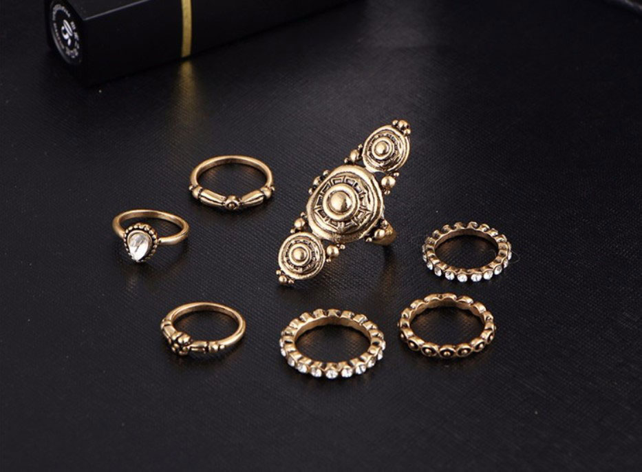 M0337 gold4 Jewelry Sets Rings maureens.com boutique