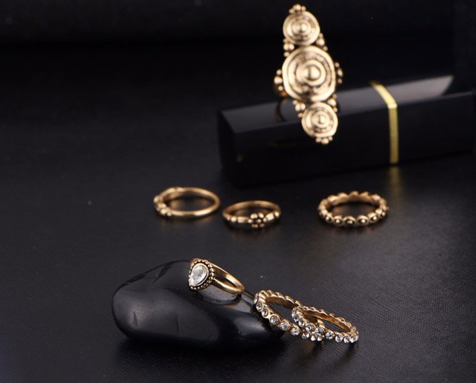 M0337 gold5 Jewelry Sets Rings maureens.com boutique