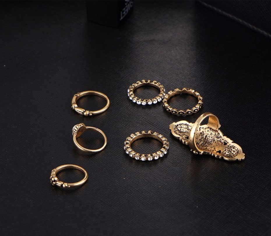 M0337 gold6 Jewelry Sets Rings maureens.com boutique