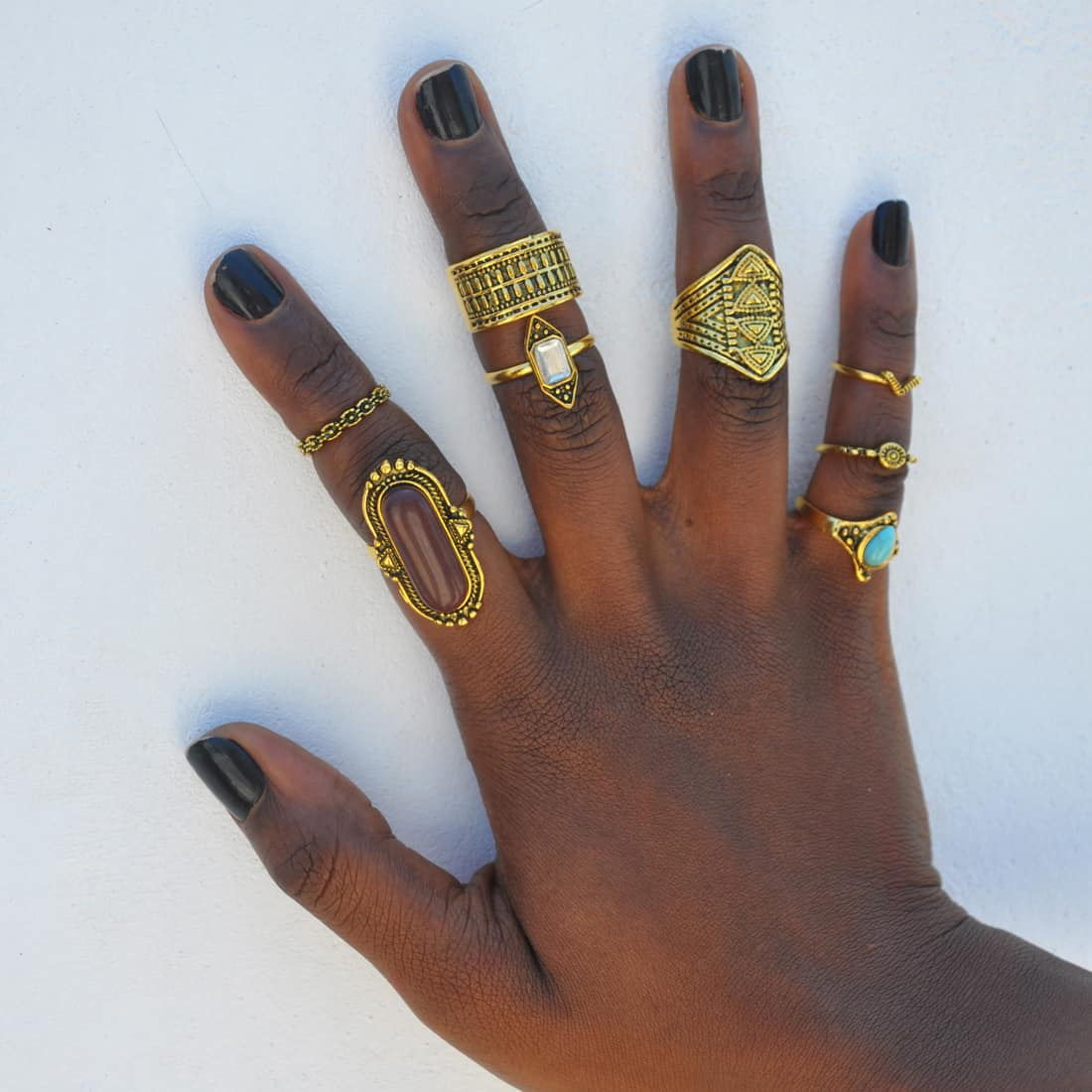 M0338 gold6 Jewelry Sets Rings maureens.com boutique