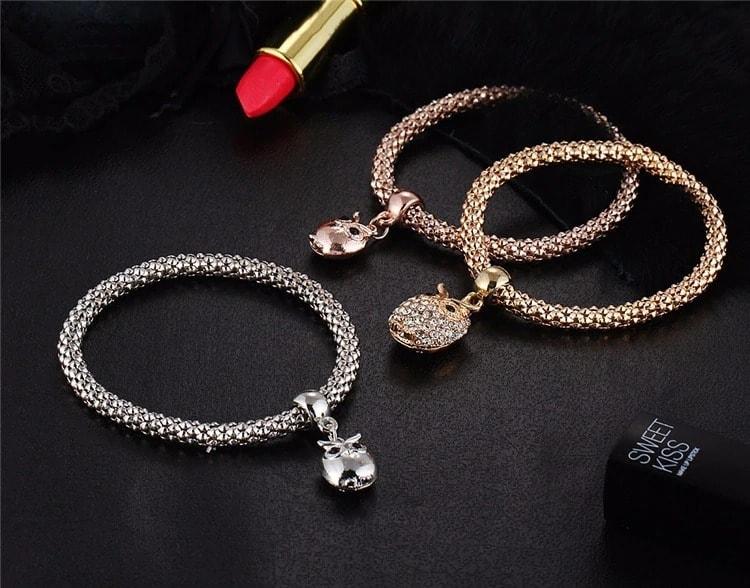M0340 multicolor 1sty3 Jewelry Accessories Bracelets maureens.com boutique
