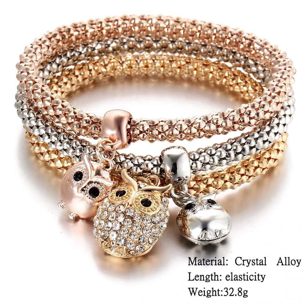 M0340 multicolor 1sty5 Jewelry Accessories Bracelets maureens.com boutique