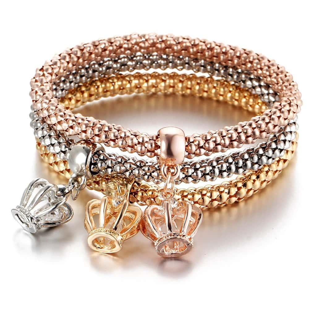 M0340 multicolor 2sty2 Jewelry Accessories Bracelets maureens.com boutique