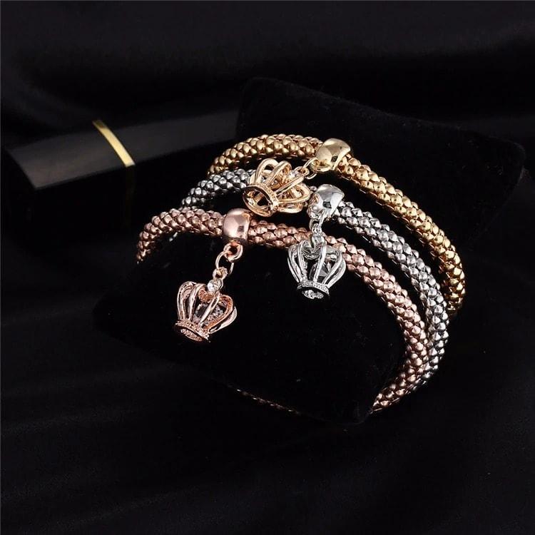 M0340 multicolor 2sty4 Jewelry Accessories Bracelets maureens.com boutique