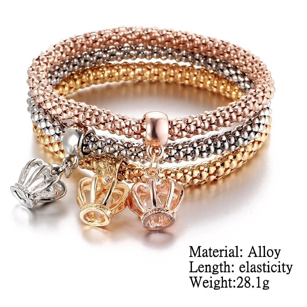 M0340 multicolor 2sty6 Jewelry Accessories Bracelets maureens.com boutique