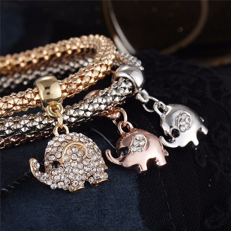 M0340 multicolor 3sty3 Jewelry Accessories Bracelets maureens.com boutique