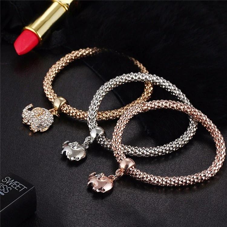 M0340 multicolor 3sty4 Jewelry Accessories Bracelets maureens.com boutique