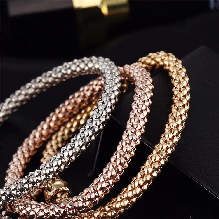 M0340 multicolor 3sty5 Jewelry Accessories Bracelets maureens.com boutique