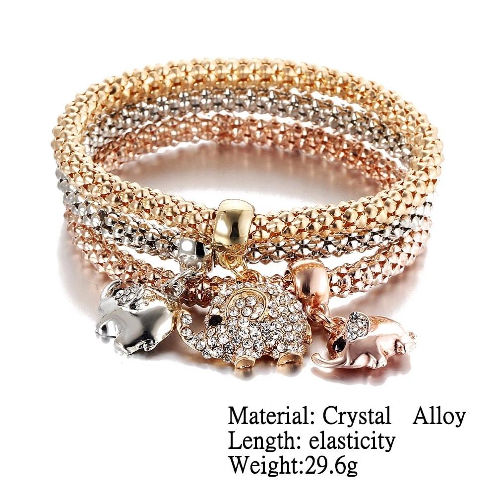 M0340 multicolor 3sty6 Jewelry Accessories Bracelets maureens.com boutique