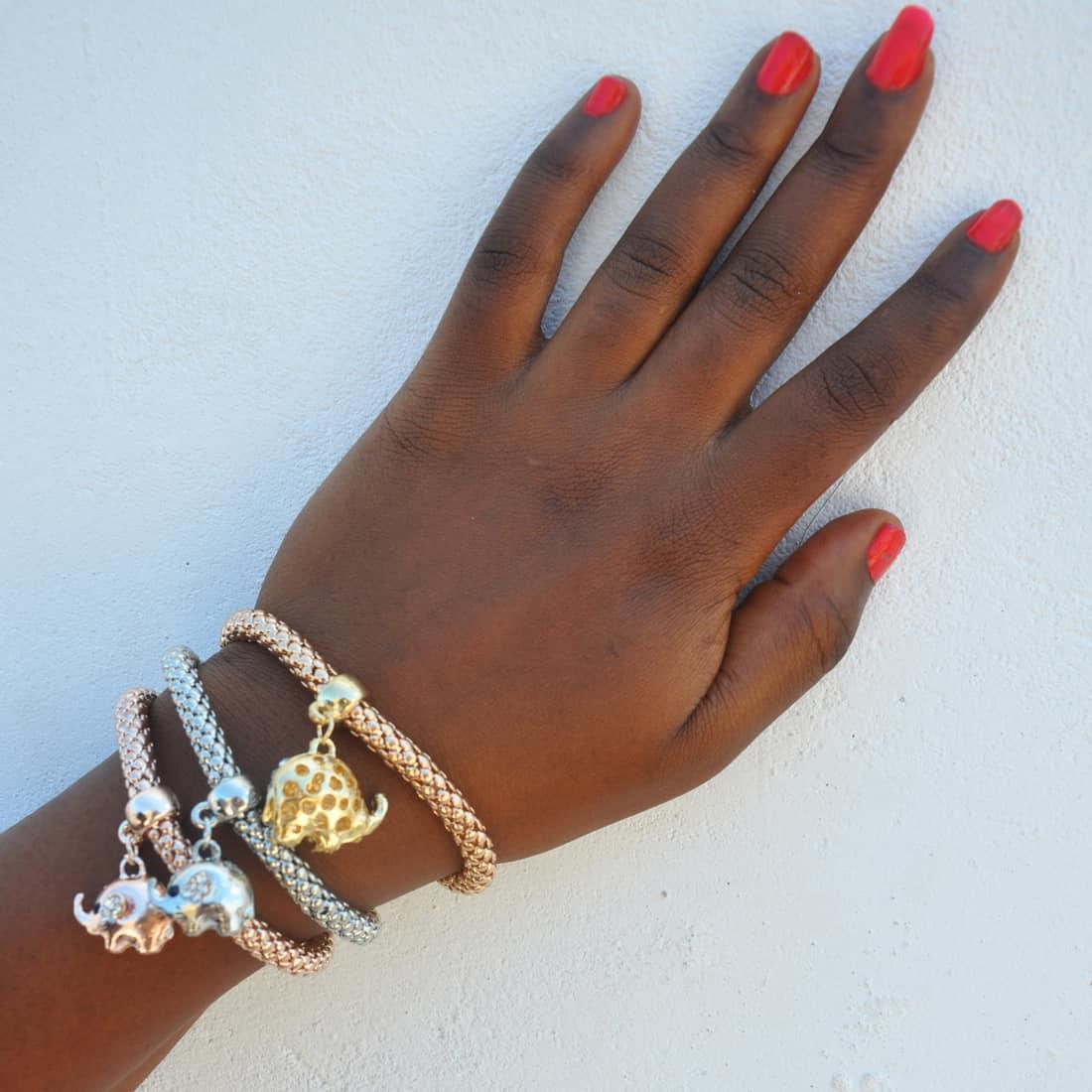 M0340 multicolor 3sty7 Jewelry Accessories Bracelets maureens.com boutique