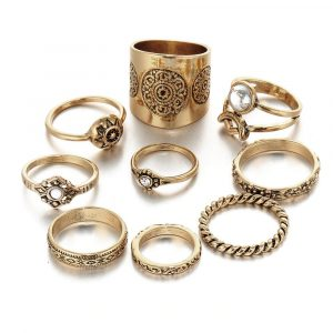 M0343 gold1 Jewelry Sets Rings maureens.com boutique