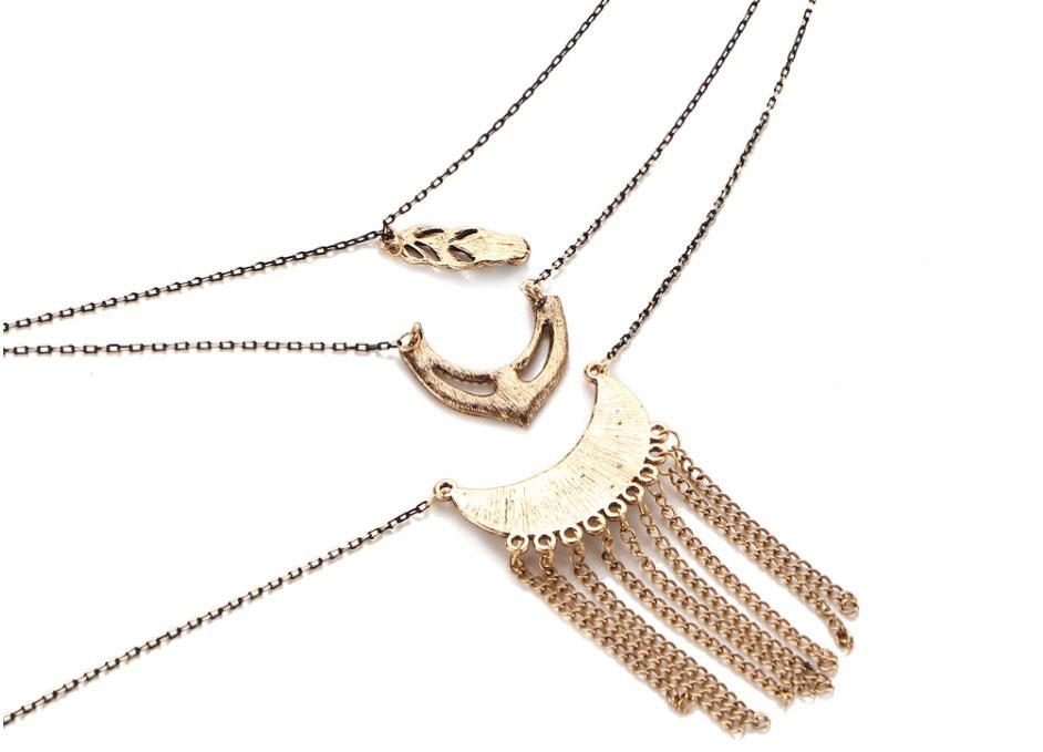 M0348 antique5 Jewelry Accessories Necklaces Chokers maureens.com boutique