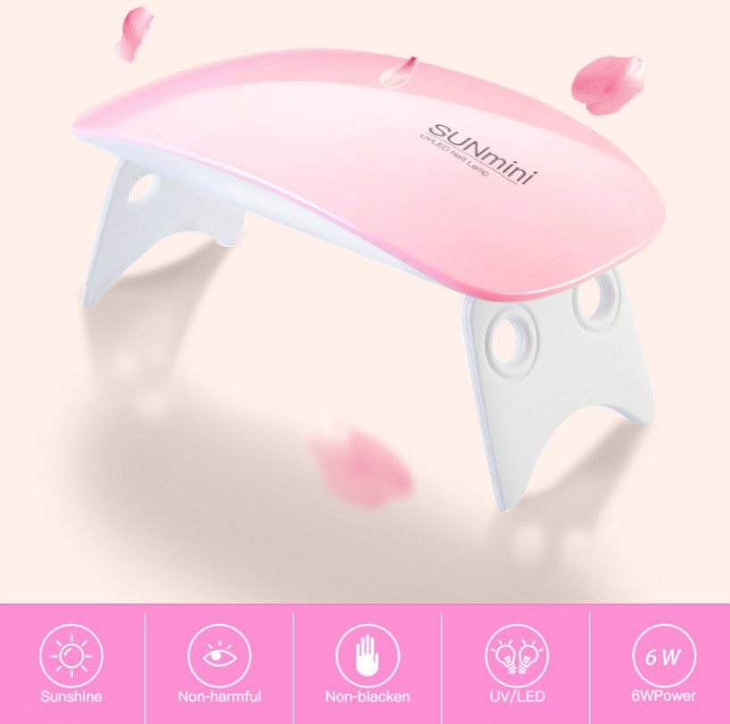 M0350 pink20 Beauty Nail Hair UV Nail Dryers maureens.com boutique