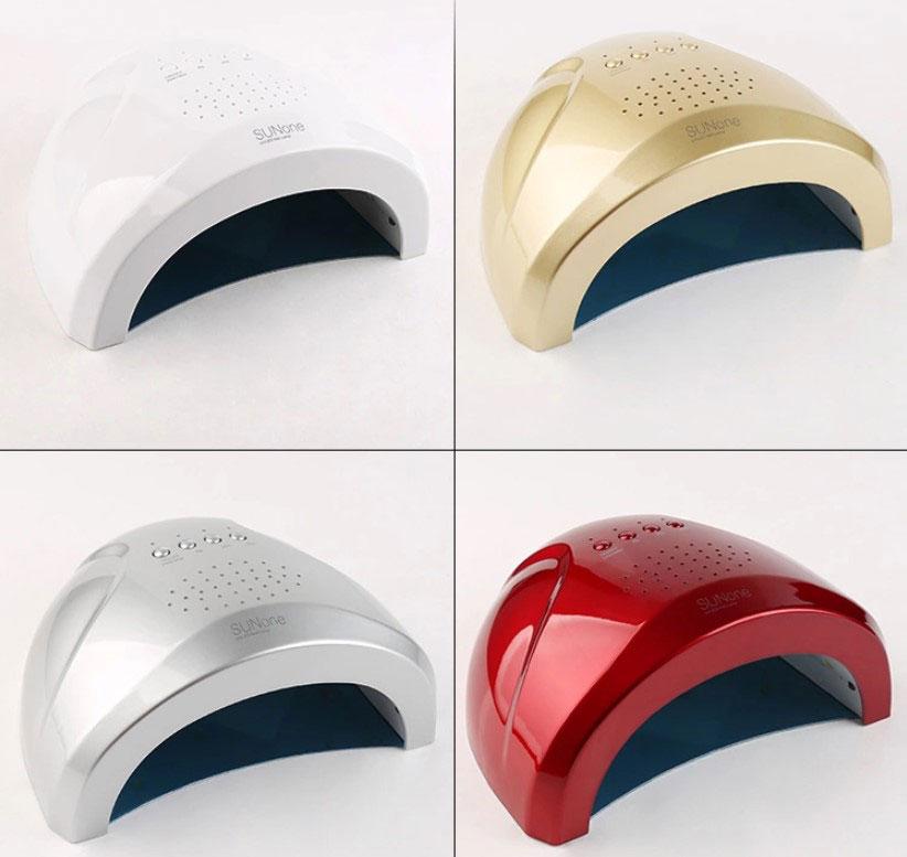 M0351 gold7 Beauty Nail Hair UV Nail Dryers maureens.com boutique