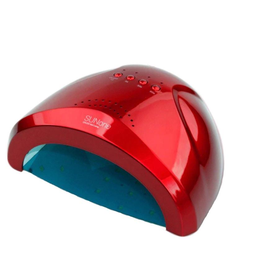 M0351 red1 Beauty Nail Hair UV Nail Dryers maureens.com boutique