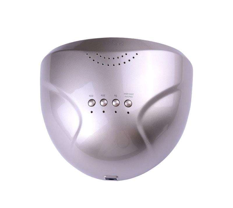 M0351 silver6 Beauty Nail Hair UV Nail Dryers maureens.com boutique