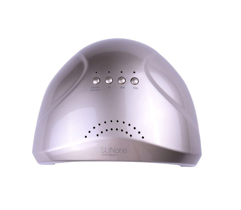 M0351 silver7 Beauty Nail Hair UV Nail Dryers maureens.com boutique