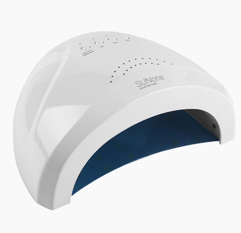 M0351 white1 Beauty Nail Hair UV Nail Dryers maureens.com boutique