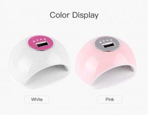 M0352 pink14 Beauty Nail Hair UV Nail Dryers maureens.com boutique