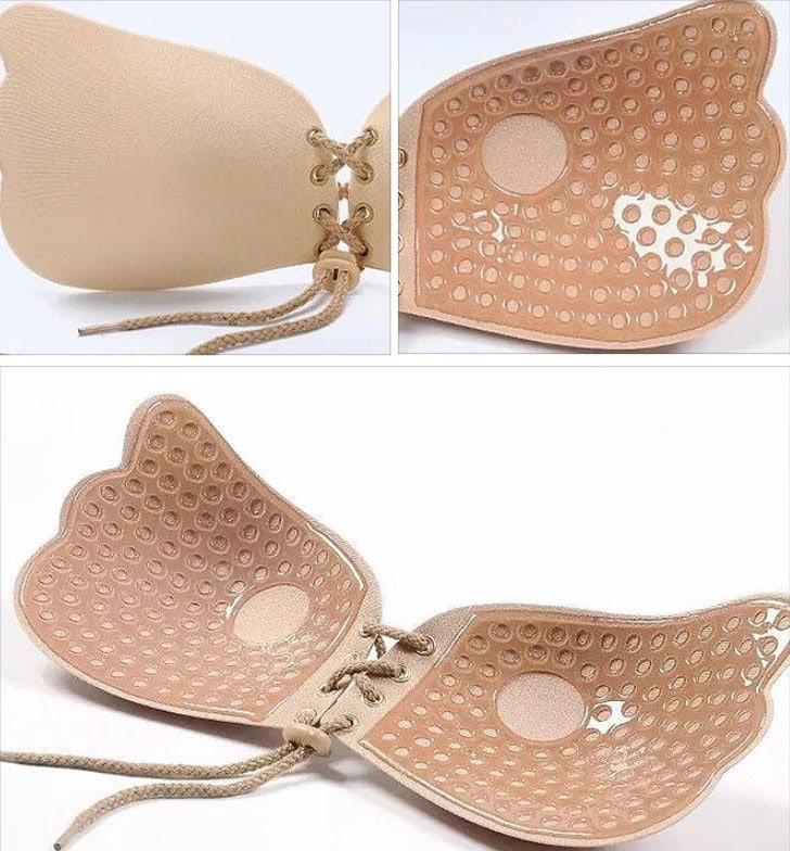 M0353 beige13 Underwear Shapewear Bras Push Ups Breast Forms maureens.com boutique